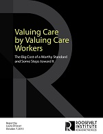 Valuing Care by Valuing Care Workers