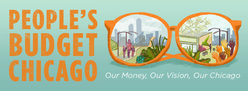 It's Election Season: Chicago Has a #PeoplesBudget, What Will Yours Look Like?