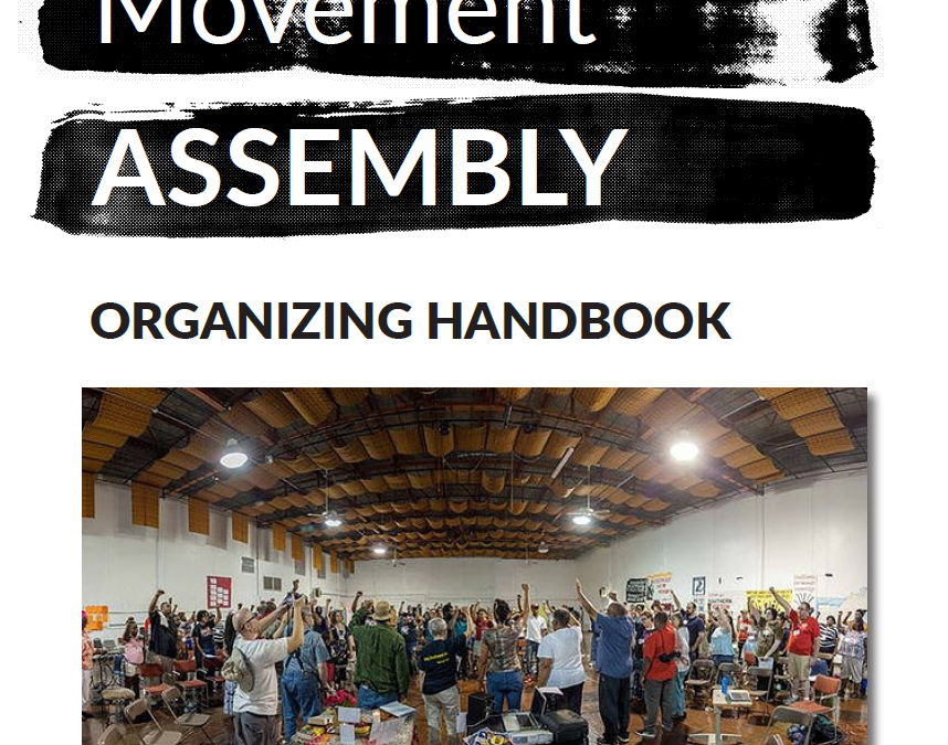 Peoples Movement Assembly Handbook
