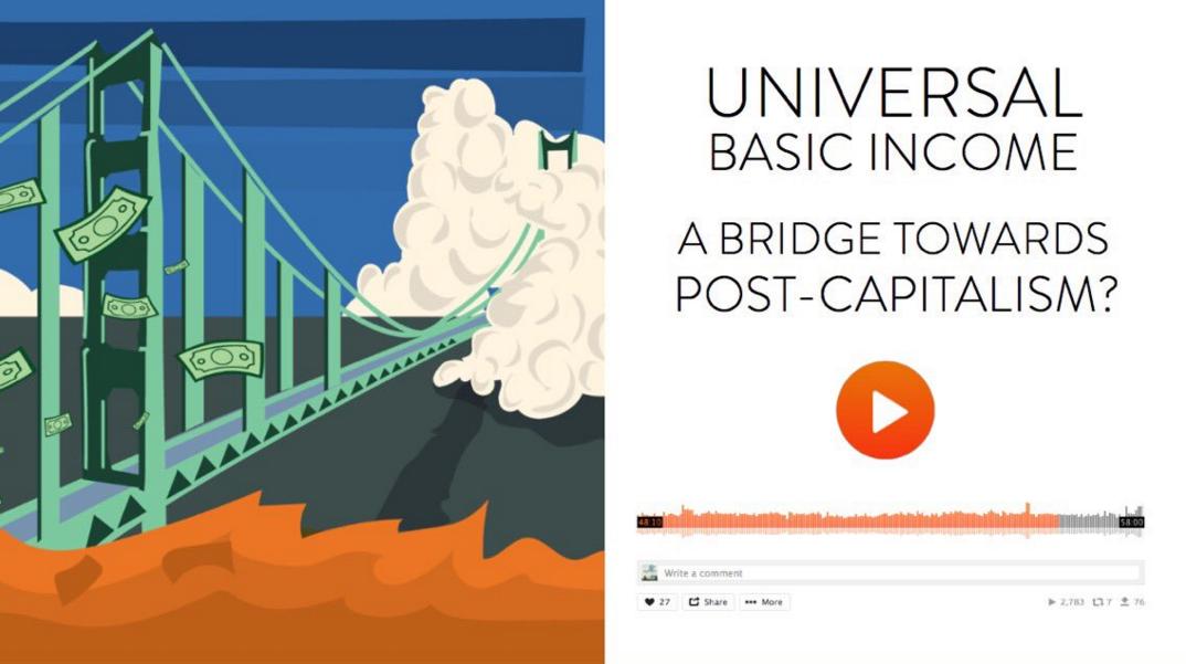 PODCAST: Universal Basic Income Pt. 2