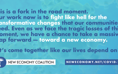 """COVID-19 Solidarity Response: """"Our work now is to fight like hell for the transformative changes that our communities need"""""""