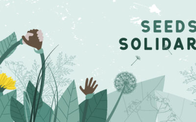 """#SeedsOfSolidarity: Launching Our """"Solidarity Circle"""" Monthly Donor Program"""