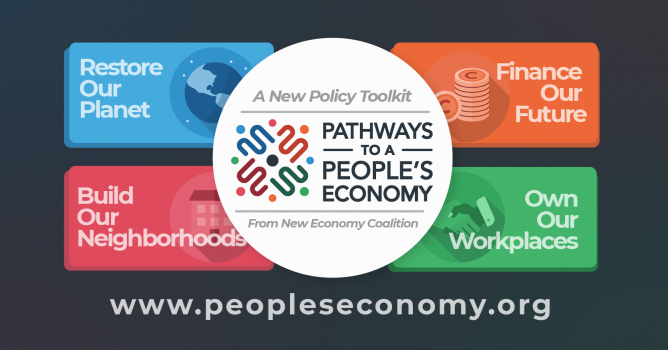 Introducing NEC's Policy Toolkit: Pathways to a People's Economy