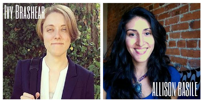 Q & A with NEC's newest board members: Allison Basile and Ivy Brashear
