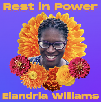 Honoring Elandria Williams