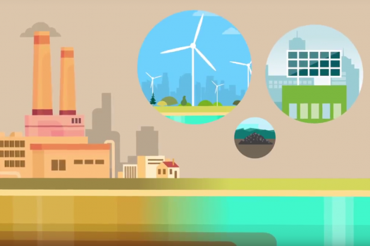 New Economy Roundup: 100 Hours Without Coal, Radical Street Lights, and A Silver Tsunami Plan