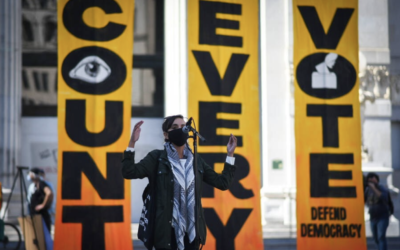 New Economy Roundup: Democracy Defense, Public Banking Act, Land as Commons
