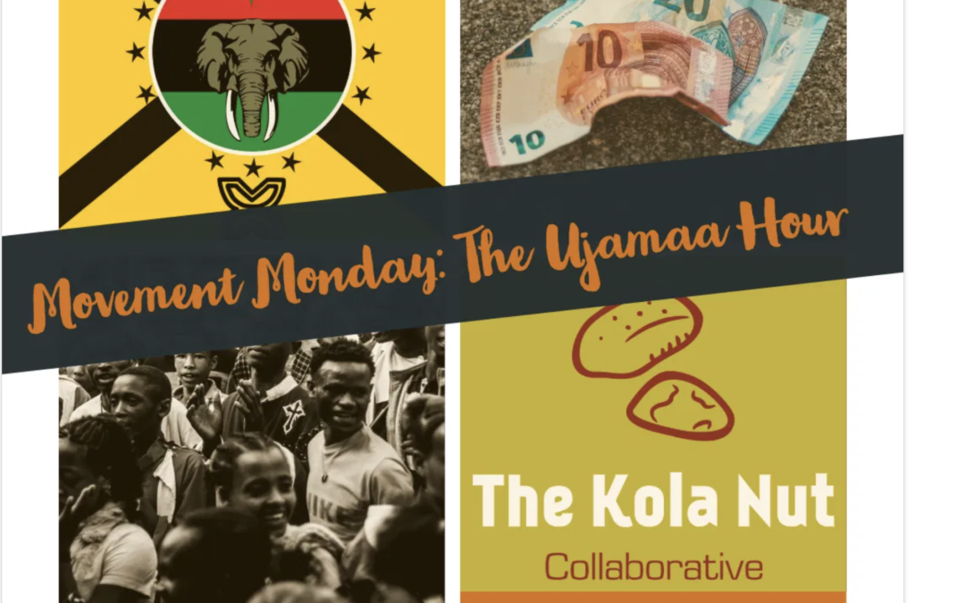 The Ujamaa Hour Archives