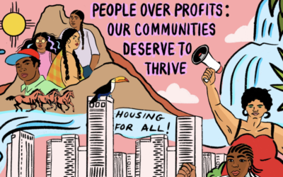 New Economy Roundup: Housing for All, #PeoplesBudget, Asian American Solidarity Economies