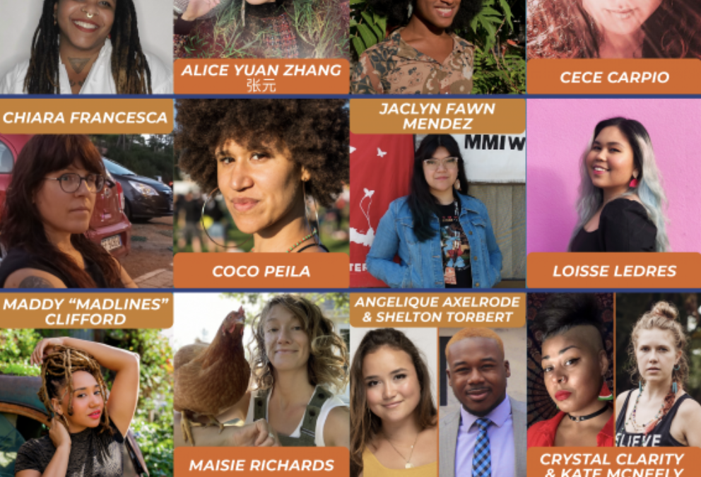 Meet our Creative Wildfire Artists!